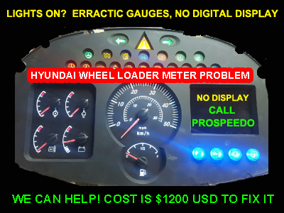 Hour Meter Repair On Farm Tractors and Heavy Equipment Call